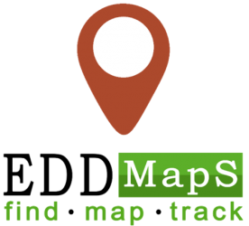 EDDMapS logo square