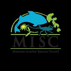 Montana Invasive Species Logo